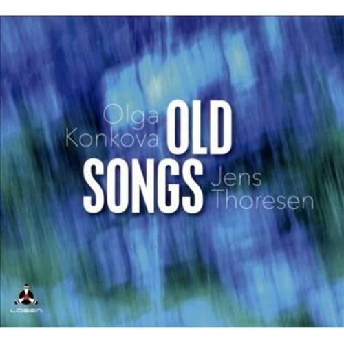 Olga Konkova - Old Songs (CD)
