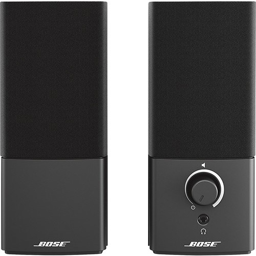 Bose - Companion 2 Series III Multimedia Speaker System (2-Piece)