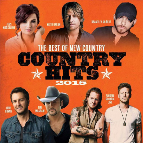 Country Hits 2015 [CD]