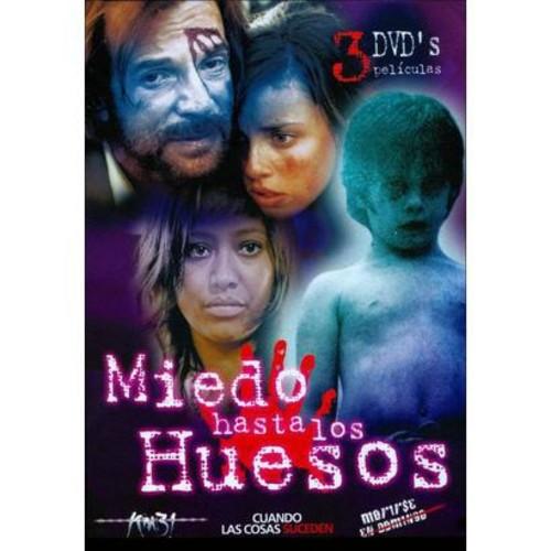 Miedo Hasta los Huesos (3 Discs) (Widescreen)