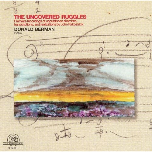 The Uncovered Ruggles [CD]