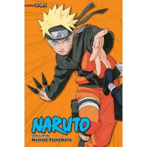Naruto (3-in-1 Edition), Vol. 10 : Includes Vols. 28, 29 & 30