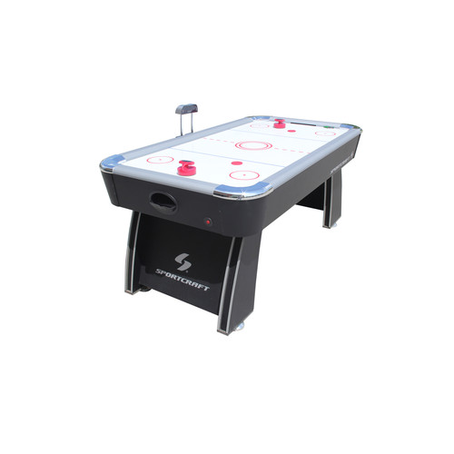 Sportcraft Air Hockey Table with Table Tennis Conversion Top