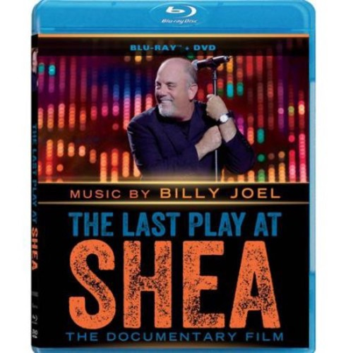 The Last Play at Shea (Blu-ray)