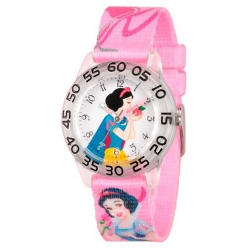 Disney Princess Snow White Kids' Watch - Pink