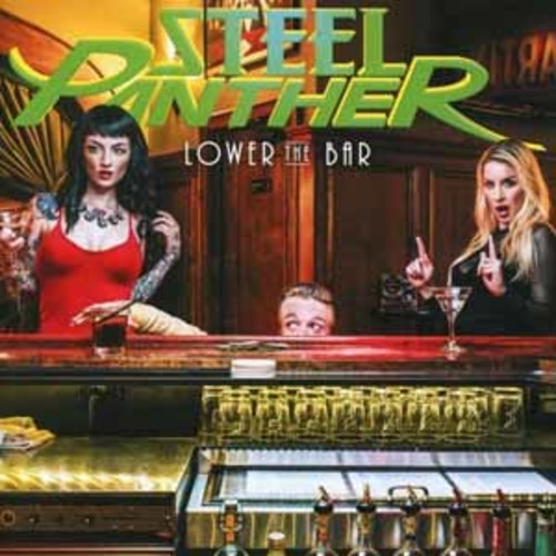 Steel Panther - Lower The Bar [Vinyl]
