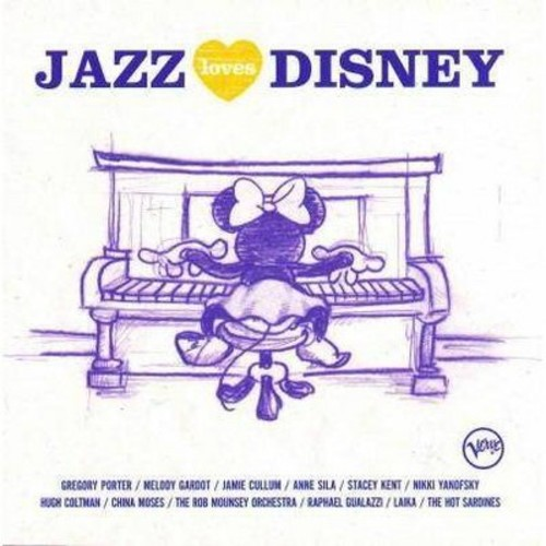 Various - Jazz Loves Disney (CD)
