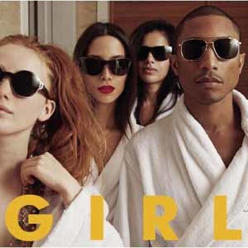 Pharrell Williams - GIRL [Audio CD]