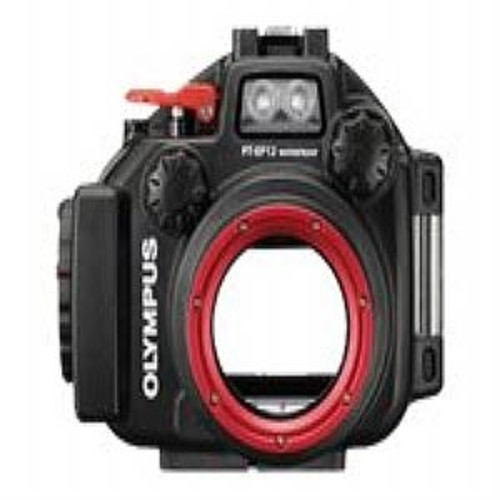 Olympus PT EP12 - Marine case for camera - polycarbonate (V6300630U000)
