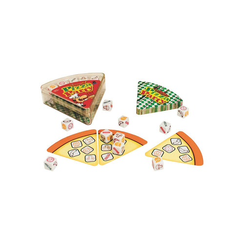 Group Pizza Party Game