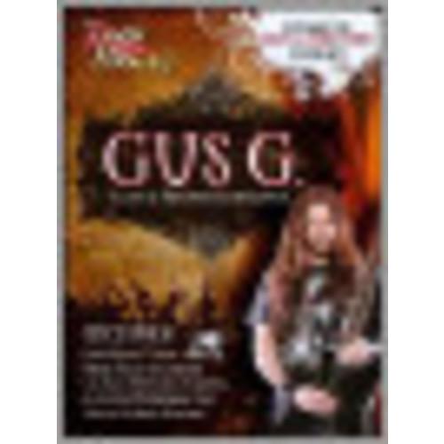 The Rock House Method: Gus G. - Lead & Rhythm Techniques [2 Discs] [DVD] [2010]