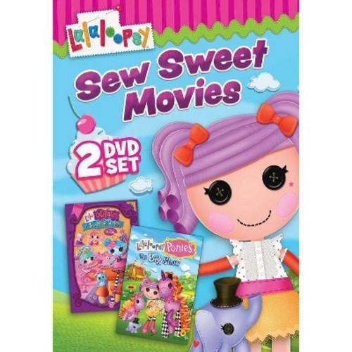 Lalaloopsy: Sew Sweet (DVD)