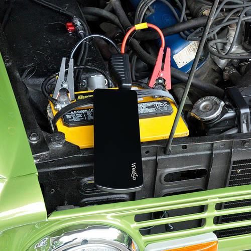 Weego JS18 Professional Jump Starter (12V Lithium-ion) Battery Pack JS18