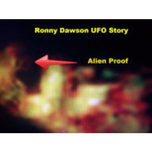 Ronny Dawson UFO Story