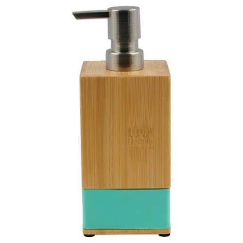 Soft Bamboo Soap Pump Green - Room Essentials