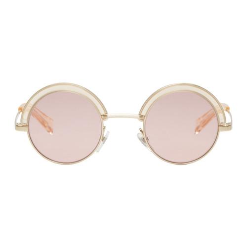 OLIVER PEOPLES Gold Alain Mikli Edition 4003N Sunglasses
