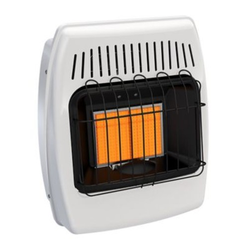 Dyna-Glo 12,000 BTU Wall Mounted Natural Gas Manual Vent-Free Heater