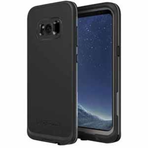 LifeProof FR Case For Samsung Galaxy S8 - Asphalt Black