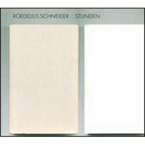 Stunden By Roedelius Schneider (Audio CD)