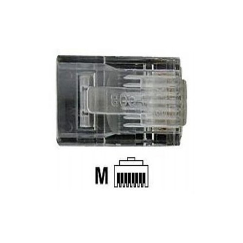 StarTech.com Cat 5 RJ45 Solid Wire Connector - 5 Pack