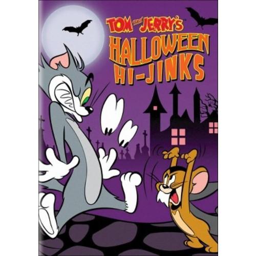 Tom and Jerry: Halloween Hi-jinks (dvd_video)