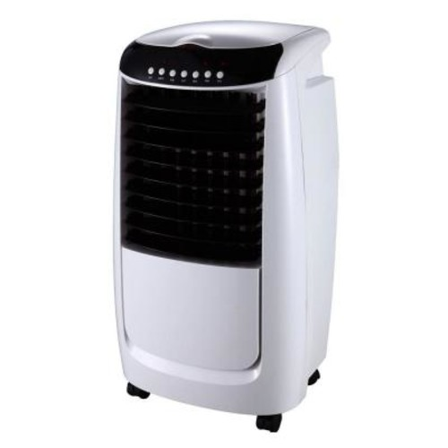 SPT 335 CFM 3-Speed Portable Evaporative Air Cooler with 3D Cooling Pad for 250 sq. ft.