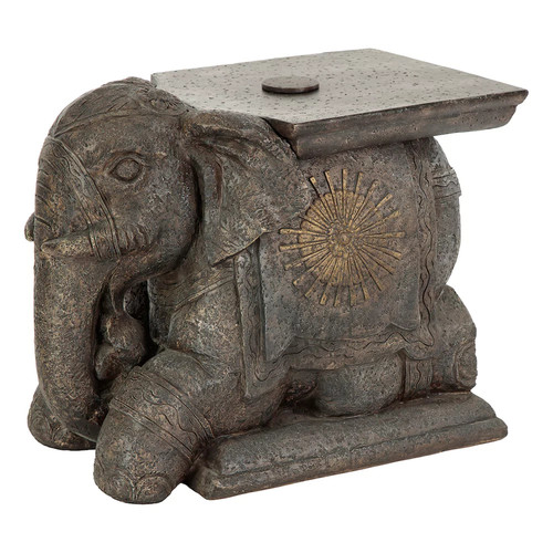 Bombay Outdoors Elephant Sculpture Patio Umbrella Base