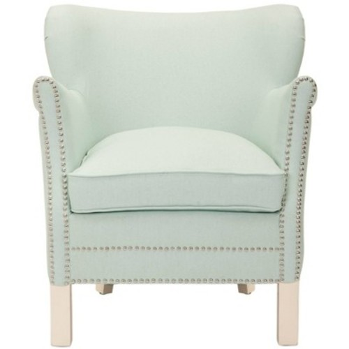 Jenny Arm Chair Robins Egg Blue - Safavieh
