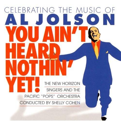 Celebrating the Music of Al Jolson [CD]