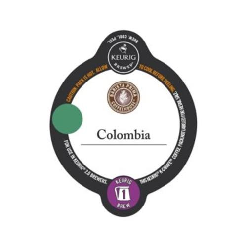 Keurig K-Carafe Pack 8-Count Barista Prima Colombian Dark Roast Coffee