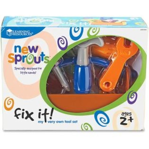 Sprouts LRNLER9230 Fix It Play Tool Set- 6 Piece