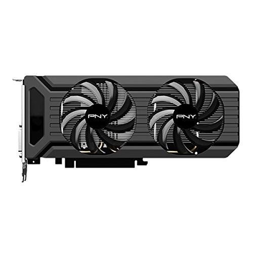 PNY GeForce GTX 1060 DirectX 12 VCGGTX10606XGPB-OC 6GB 192-Bit GDDR5 PCI Express 3.0 x16 Video Card