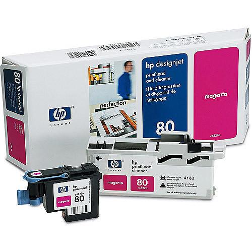 HP 80 Original Printhead - Single Pack