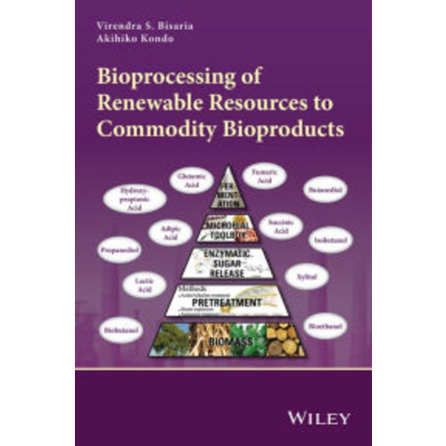 Bioprocessing of Renewable Resources to Commodity Bioproducts / Edition 1