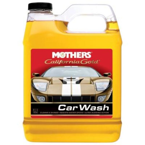 Mothers 64 oz. California Gold Car Wash (Case of 6)