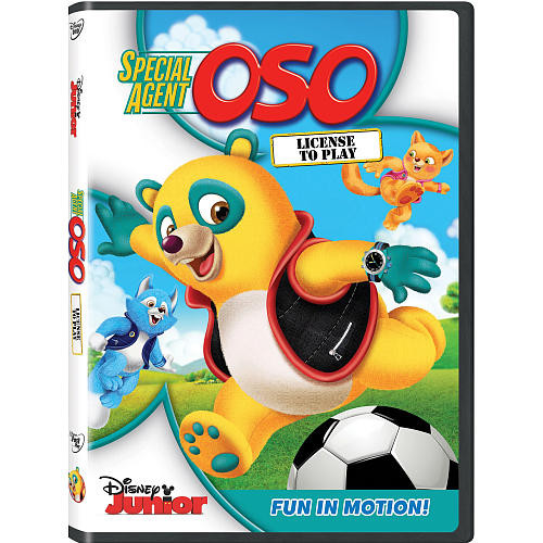 Special Agent OSO: Volume 2 DVD