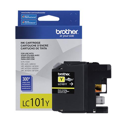 Brother Innobella Standard Yield Ink Cartridge - Yellow