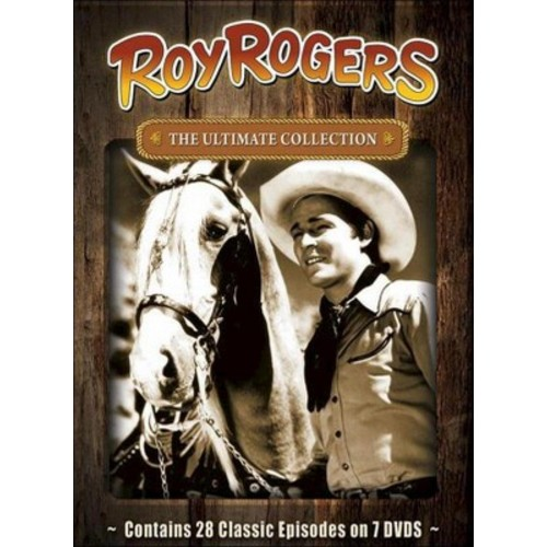 Ultimate roy rogers collection (DVD)