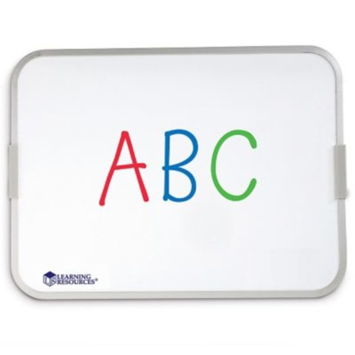 Learning Resources Dry Erase Board, 10/Set