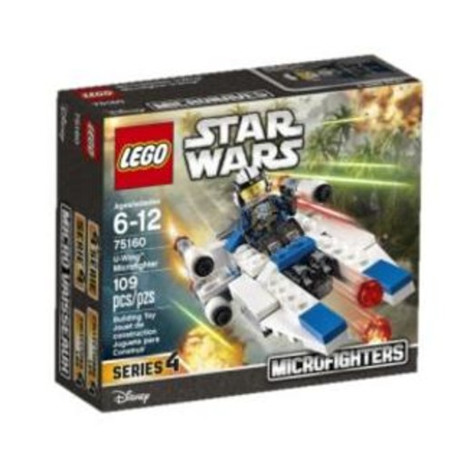 LEGO U Wing Microfighter Star Wars Ship