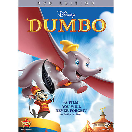 Dumbo 70th Anniversary Edition DVD