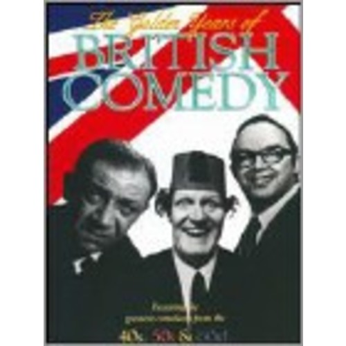 The Golden Years of British Comedy [DVD]