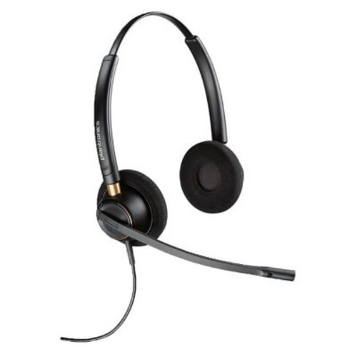 Plantronics EncorePro 520 Binaural Over-the-Head Headset Kit