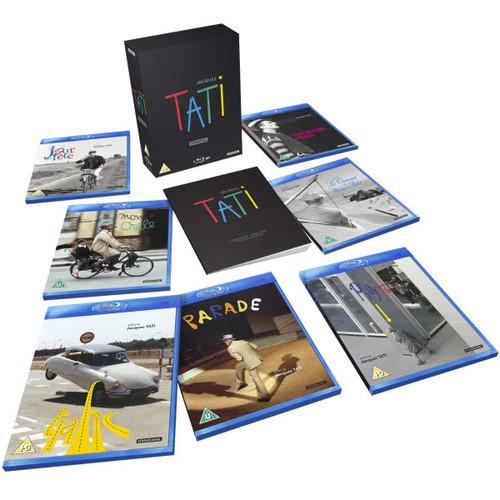 Tati Collection Blu-ray