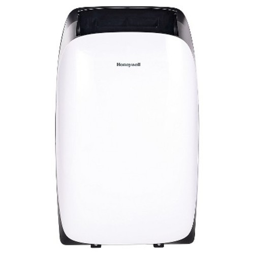 Honeywell - 12,000 BTU Portable Air Conditioner - Black/White