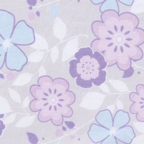 Trend Lab Grace Floral Changing Pad Cover
