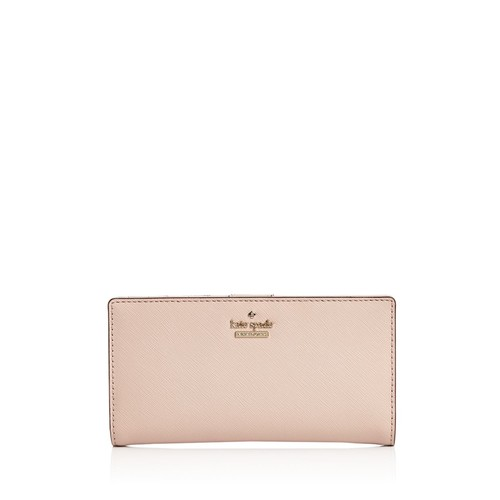 KATE SPADE NEW YORK Cameron Street Stacy Saffiano Leather Wallet