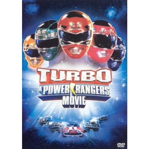 Turbo: A Power Rangers Movie (dvd_video)