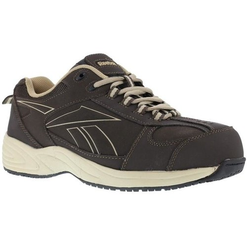 Reebok Men's Street Sport Jogger Oxford - Brown and Taupe [width : Medium]