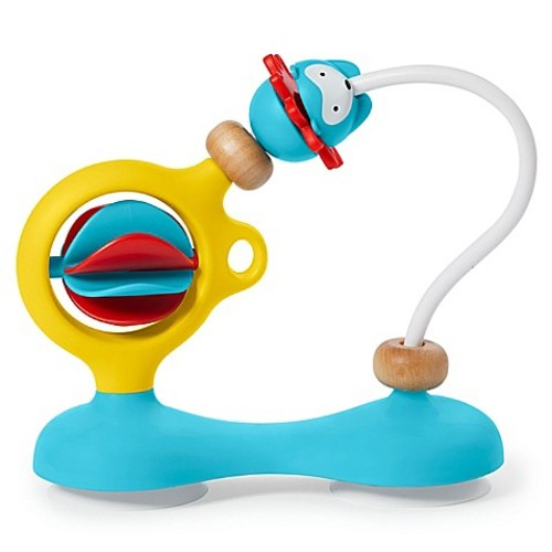 SKIP*HOP Explore & More Bead Mover High Chair Toy